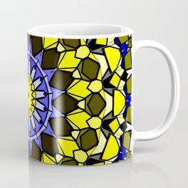 Sun catcher mosaic Coffee Mug