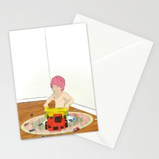 Things That Go Stationery Cards