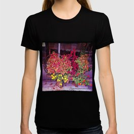 KINGSPORT TN - SHOPFRONT FLOWERS T-shirt