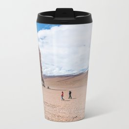 CHILE, San Pedro de Atacama: Atacama Desert Metal Travel Mug