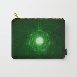 Particle Burst Carry-All Pouch