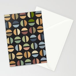 Beige Color Combinations Stationery Cards