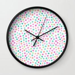 Unicorn Spots Wall Clock