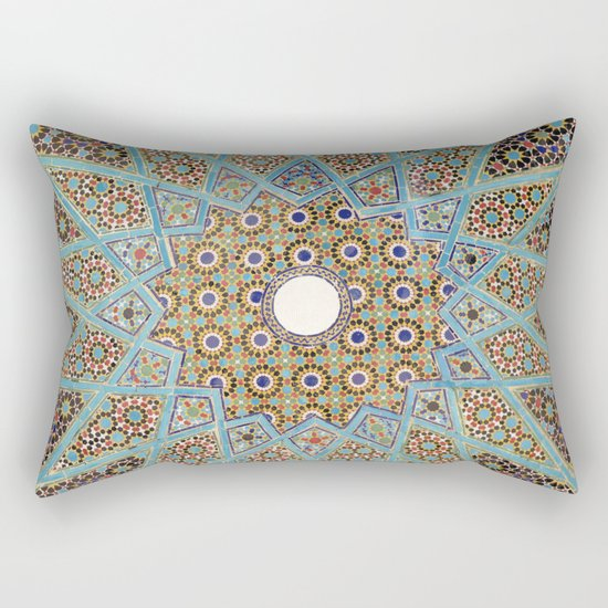 Mandala Pattern 2 Rectangular Pillow