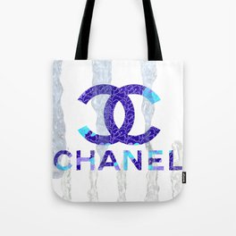 Fashion Icicles Tote Bag