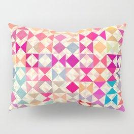 Rainbow Quilt 01 Pillow Sham