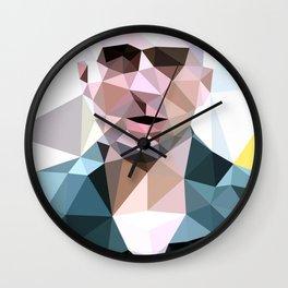 Taxi Driver // Robert De Niro Wall Clock