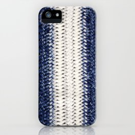 Dip-dye Crochet iPhone Case