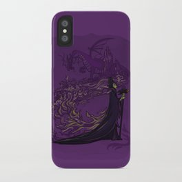 Something Wicked this way Comes... iPhone Case