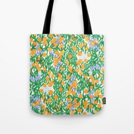 Mandarin season Tote Bag