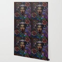 FLORAL BEAUTY 009 Wallpaper