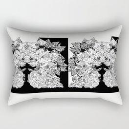 ShapesMoreFun Rectangular Pillow