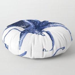 Cosmic Octopus II Floor Pillow
