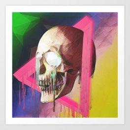 Dead Angles Art Print