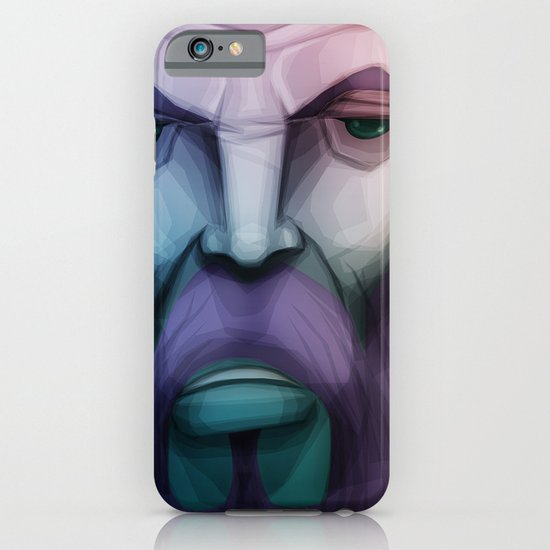 old wizard iPhone & iPod Case