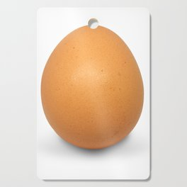 Chicken Egg , the brown eggs Artistic inspiration Cutting Board