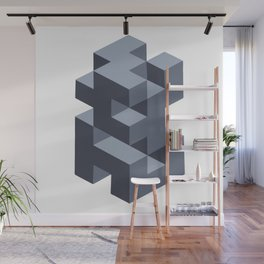 'Geometric Design' Wall Mural