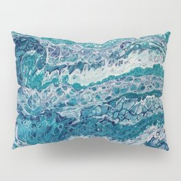 Bermuda Blues Pillow Sham