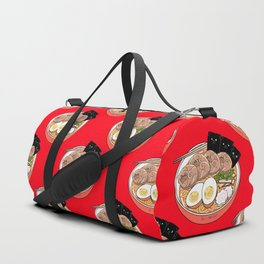 Ramen Pugs Duffle Bag