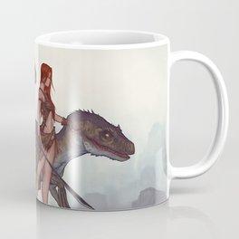 TRACKING DOGS Coffee Mug