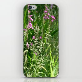 In the Meadow iPhone Skin