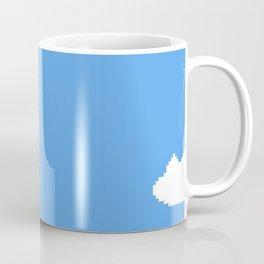 Iron Pixel Coffee Mug