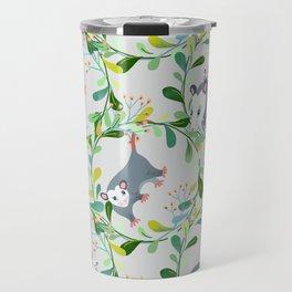Possum Circles Travel Mug