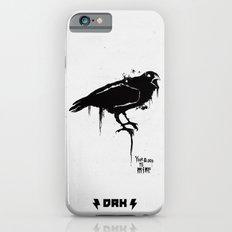 A Crow iPhone 6s Slim Case