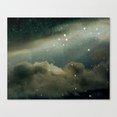 At Tara in This Fateful Hour Canvas Print