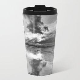 Clevedon Beach Travel Mug