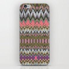 zig-zag fun! iPhone & iPod Skin