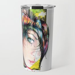 Mind Pollution Travel Mug