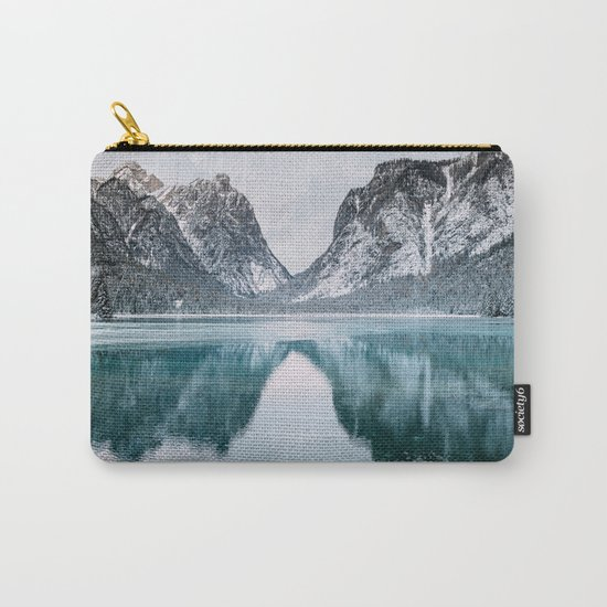 Toblacher See Carry-All Pouch