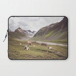 Tyrolean Haflinger horses I Laptop Sleeve