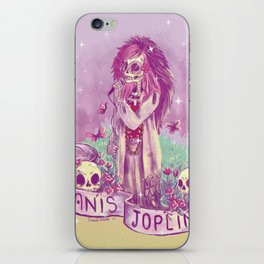 Janis  iPhone Skin
