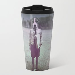 Beagle Boy Travel Mug