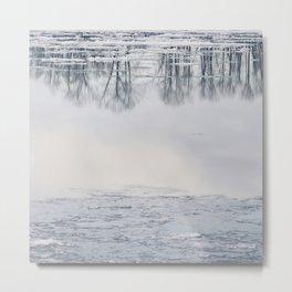 Winter Solitude #2 Metal Print