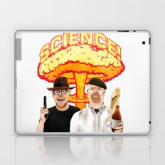 Mythbusters, for science! Laptop & iPad Skin