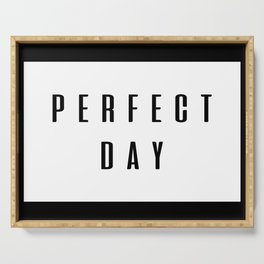Perfect Day Serving Tray