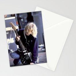 KurtCobain Guitar Poster, Kurt#Cobain Stationery Cards