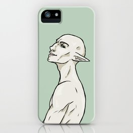 Solas / In-Game Version iPhone Case