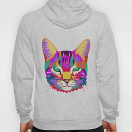 art cat Hoody