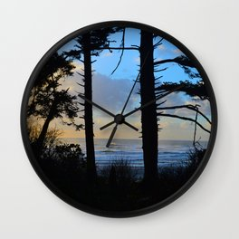 Silhouette I Wall Clock