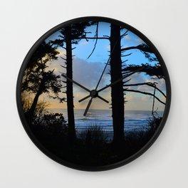 Silhouette I Wall Clock