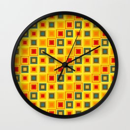 Looks like an Albers to me No. 7 Wall Clock