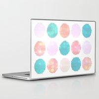doors Laptop & iPad Skins featuring Glass Doors by Bunhugger Design