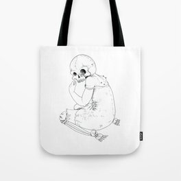 Nightmare death Tote Bag