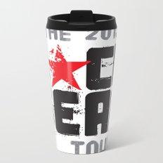 F★CK FEAR (the 2013 tour) Metal Travel Mug