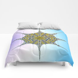 the star or octopus Comforters