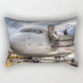 Pegasus Boeing 737 Rectangular Pillow